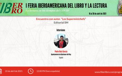 Encuentro con autor «Los Superminichefs»
