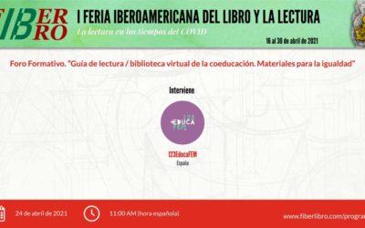 Foro formativo. Guía de lectura, biblioteca virtual de la coeducación. Materiales para la igualdad