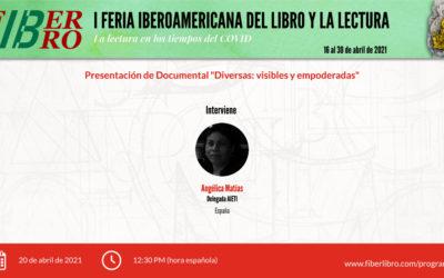 Presentación del Documental «Diversas: visibles y empoderadas».