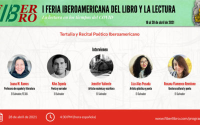 Tertulia y Recital Poético Iberoamericano