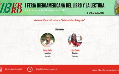 """Animación a la Lectura.""""Allende las lenguas"""""""