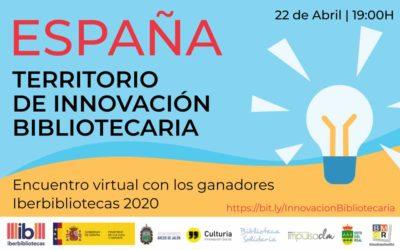Foro Formativo. «España. Territorio de innovación bibliotecaria»